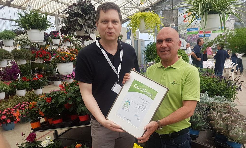 Poleplants y su certificado de trazabilidad TraceCert de MPS