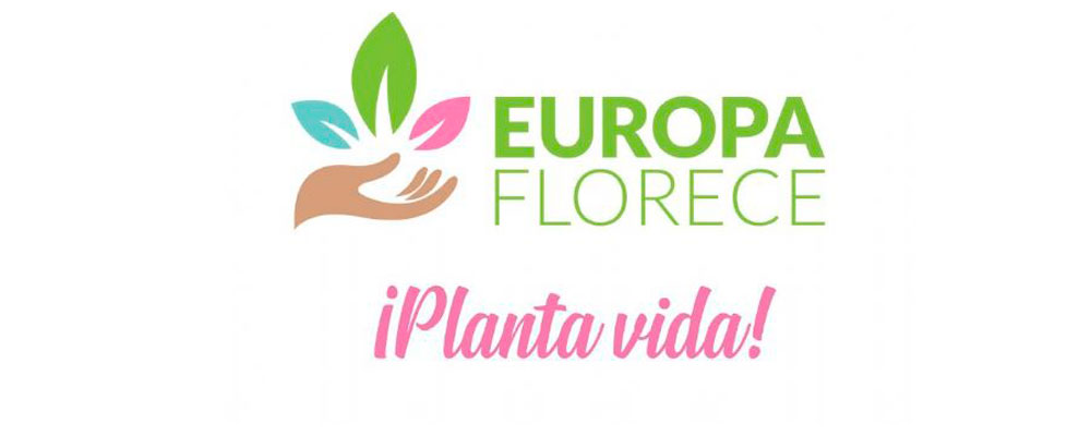 Campaña Europa Florece